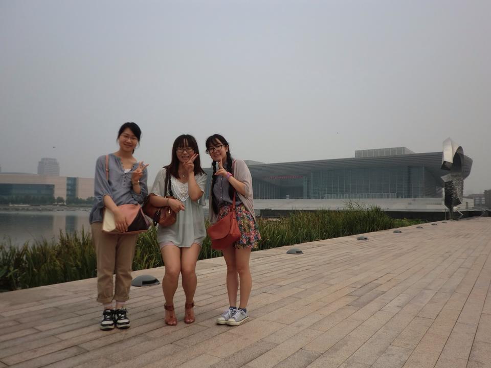 天津外国語大学2