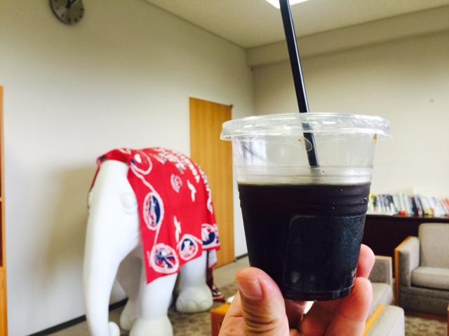 1万円コーヒー