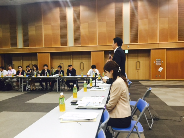 経済産業省キックオフミーティング20150819